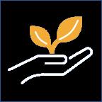 Huertos Ecológicos Oviedo Logo